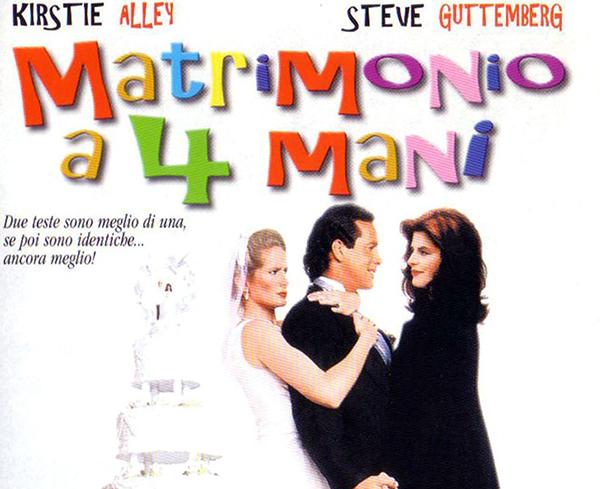 Film in TV: Matrimonio a quattro mani, stasera alle 21.10 su Canale 5