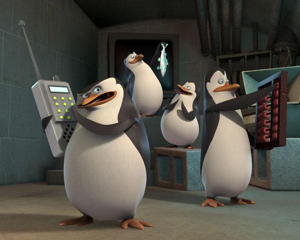 I Pinguini di Madagascar approdano su Boing, da oggi alle 19:35