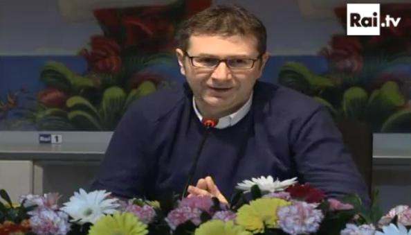 Sanremo 2013, la quarta conferenza stampa del 15 febbraio