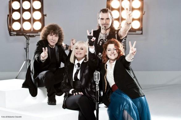 The Voice of Italy: Kekko Silvestre, Gianni Morandi, Marlene Kuntz e Mario Biondi consulenti del talent