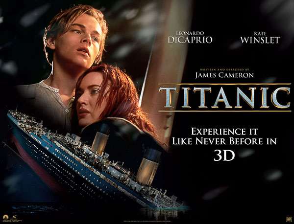 Film in TV: Titanic, stasera alle 21.10 su Canale 5
