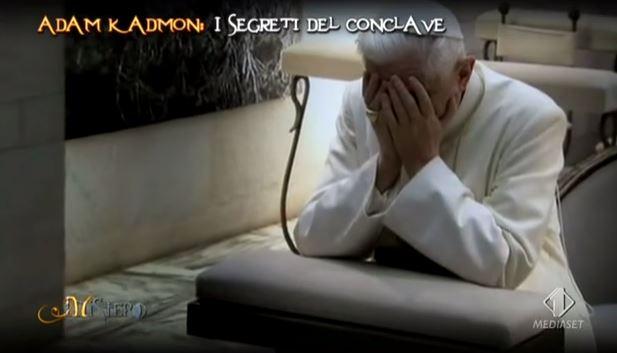 Mistero, la teoria di Adam Kadmon: I segreti del Conclave – VIDEO