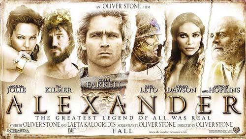 Film in TV: Alexander, stasera alle 21.10 su Canale 5