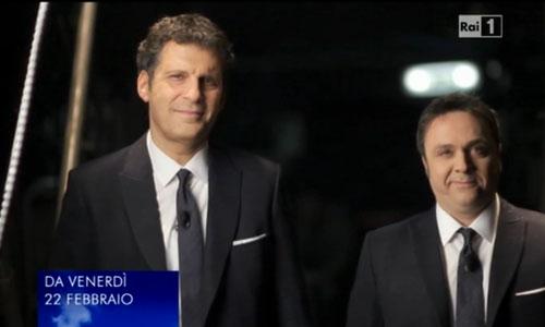 Ascolti Tv, 22 febbraio 2013: Reo or Black? a 4,7 mln; Il Clan dei Camorristi a 4,5 mln