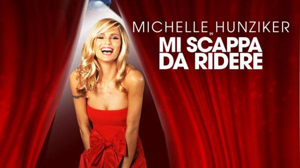 """Michelle Hunziker di nuovo in teatro con """"Mi scappa da ridere"""". Presto in tv? """"Aspettiamo una risposta da Mediaset"""""""