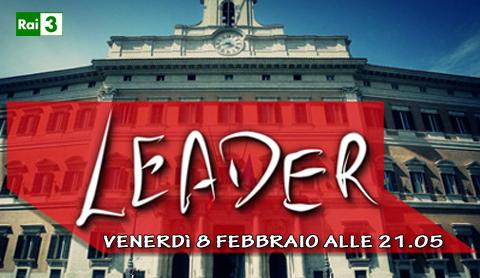 Leader, stasera su RaiTre la quarta puntata: Silvio Berlusconi ospite di Lucia Annunziata