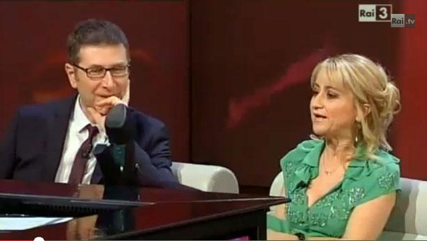 Fabio Fazio e Luciana Littizzetto ospiti speciali di Che Tempo che fa dopo Sanremo – VIDEO