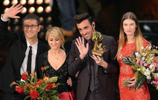 """Sanremo 2013, Marco Mengoni dopo la vittoria: """"Chi viene da un talent non può avere ideali, chi vuol capire capisca"""""""