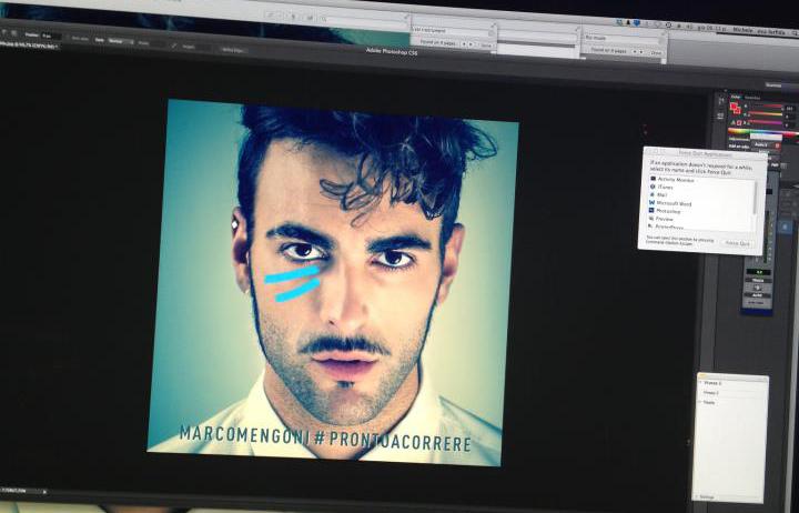 Marco Mengoni, disco d'oro con l'Essenziale ci svela la tracklist del suo nuovo album: #PRONTOACORRERE