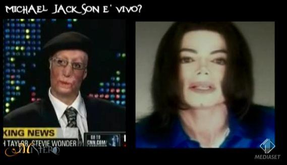 Mistero, la teoria di Adam Kadmon: Michael Jackson è ancora vivo? – VIDEO