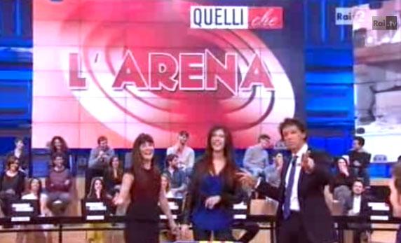 Quelli che, Virginia Raffele è Anna Oxa ne L'Arena di Pantani-Giletti. Stoccata a Barbara D'Urso – VIDEO
