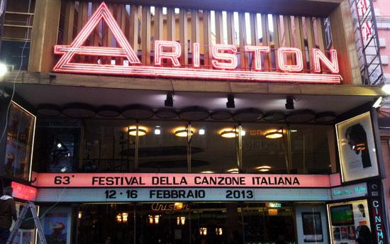 Sanremo 2013: la scaletta di tutte le serate del Festival