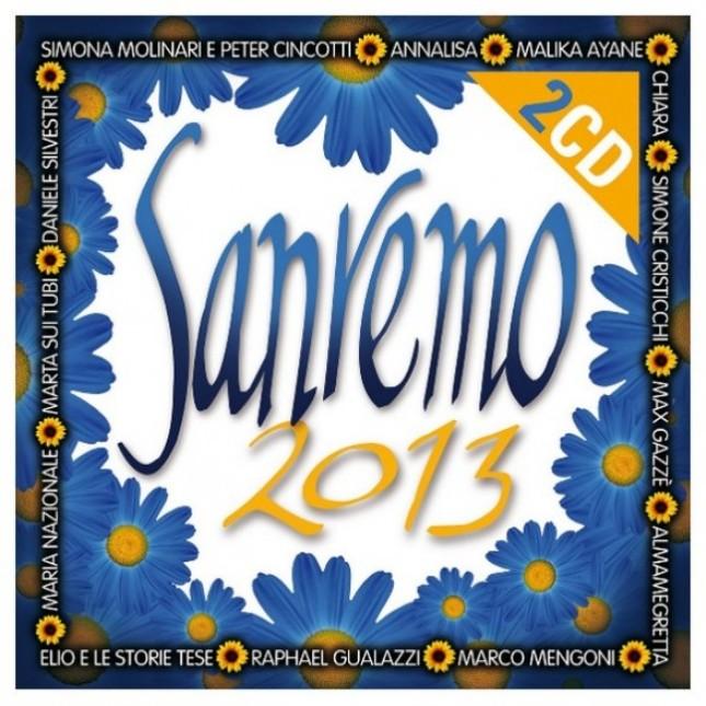 Sanremo 2013, ecco la Compilation ufficiale ma senza i Modà: la tracklist completa