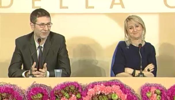 """Sanremo 2013, la conferenza stampa: Marco Mengoni il primo ad esibirsi; Leone: """"Non sarà un Festival politico"""""""