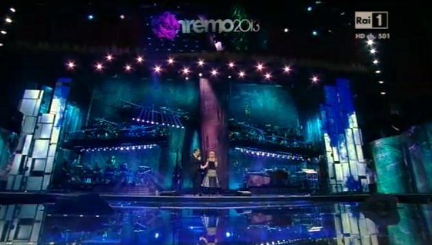 Sanremo 2013, resoconto della terza serata di giovedì 14 febbraio: primo Marco Mengoni, secondi i Modà, terza Annalisa