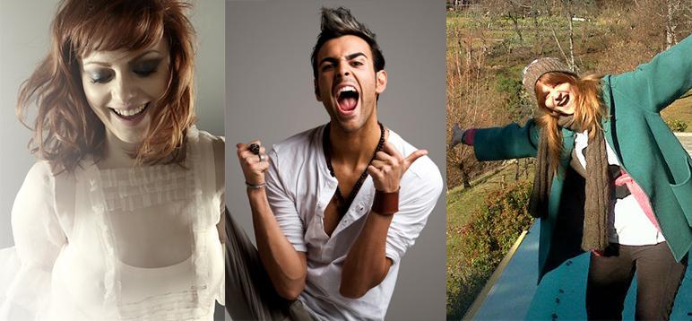 """Sanremo 2013, Maria De Filippi tifa per Annalisa Scarrone: """"E' bravissima!"""". Simona Ventura e Morgan per Marco Mengoni e Chiara: """"So' piezz'e core"""""""