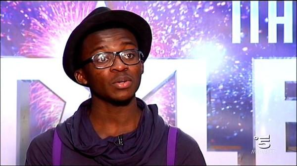 Daniel Adomako vincitore di Italia's got talent dopo i no di X Factor e Sanremo Giovani – VIDEO