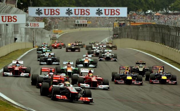 Formula 1 2013, tutti gli appuntamenti in Tv: il calendario Rai e Sky