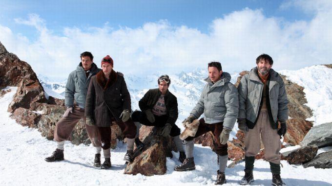 K2: la montagna degli italiani, stasera la prima puntata su RaiUno con Marco Bocci