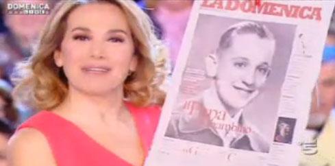 """Domenica Live, Barbara D'Urso celebra Papa Francesco con interviste esclusive all'ex """"fidanzatina"""" e alla sorella – FOTO"""