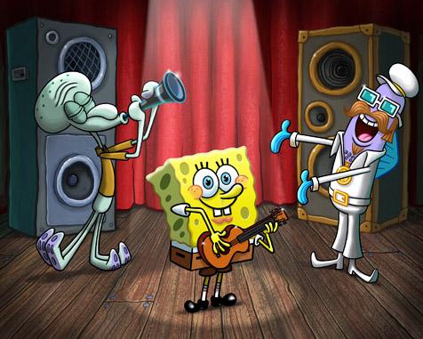 Spongebob in Tour, stasera ed in replica domani su Nickelodeon, un episodio speciale con Spongebob ed i suoi amici