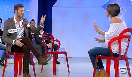 """Uomini e Donne anticipazioni, Tommaso VS Amedeo: """"Teresa me la riprendo quando voglio"""""""