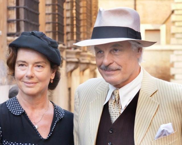 Trilussa – Storia d'amore e di poesia, la fiction in due puntate, stasera e domani su RaiUno con Michele Placido