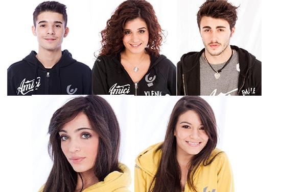 Amici 12 anticipazioni, semaforo verde per: Moreno, Ylenia, Emanuele, Lorella e Marta