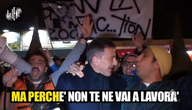 Le Iene, Pio e Amedeo, gli ultras dei vip colpiscono ancora: Cristina Del Basso, Divino Otelma, Luca Barbareschi – VIDEO