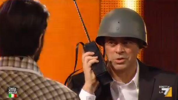 Maurizio Crozza in BastardChef: la canzone Io Muoro – VIDEO