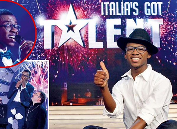 """Italia's Got Talent, Daniel Adomako: """"Anna Tatangelo non accettava la mia voce, ma il prossimo anno provo con Amici"""""""