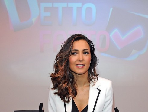 """Caterina Balivo torna su RaiDue con Detto Fatto: """"Realizziamo i piccoli sogni della gente comune"""""""