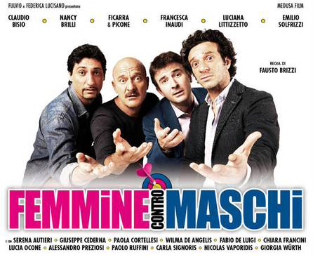 Film in TV: Femmine contro Maschi, stasera alle 21.10 su Canale 5