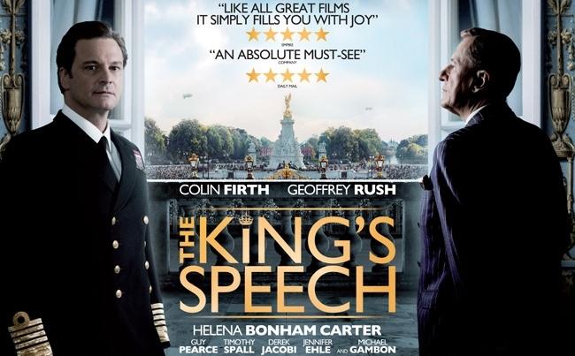 Film in TV: Il discorso del Re, stasera alle 21.10 su Canale 5