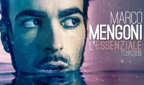 Marco Mengoni, tutto pronto per L'Essenziale Tour 2013: ecco le date
