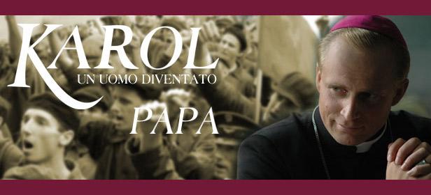 Karol – Un uomo diventato Papa, stasera su Canale 5 la fiction con Raoul Bova