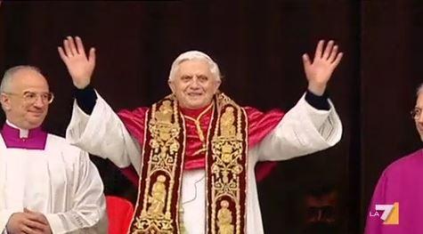 La scelta del Papa, dal pontificato di Ratzinger all'elezione di Papa Francesco, il documentario stasera su La7