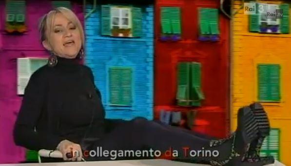 """Che tempo che fa, Luciana Littizzetto su Papa Francesco: """"Parla come Belen Rodriguez"""" – VIDEO"""