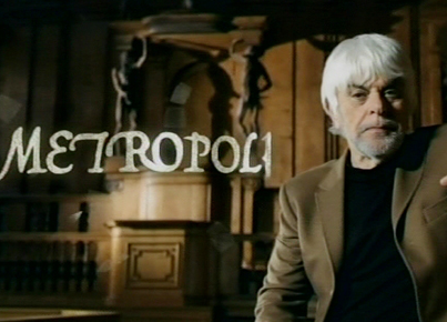 Metropoli, da stasera il nuovo programma di RaiTre con Valerio Massimo Manfredi