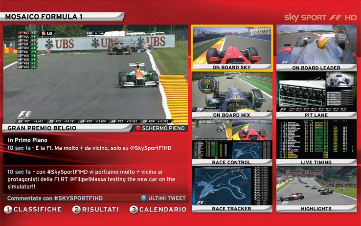 Formula 1 2013, tutte le novità: corse, orari e programmazione tv