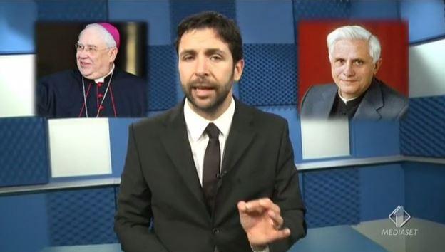 Le Iene, Don Nello Giraudo prete pedofilo: anche Ratzinger, ora Papa emerito sapeva – VIDEO