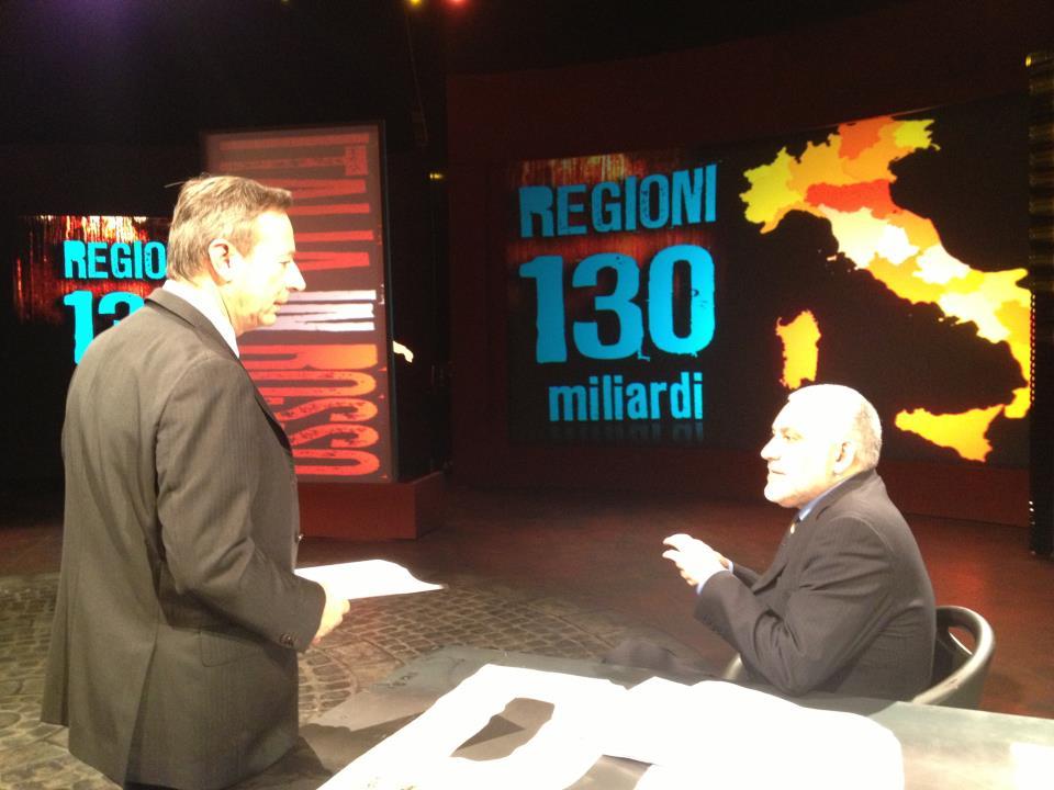 Presadiretta, stasera su RaiTre con il servizio Italia in rosso sulla crisi nel nostro Paese