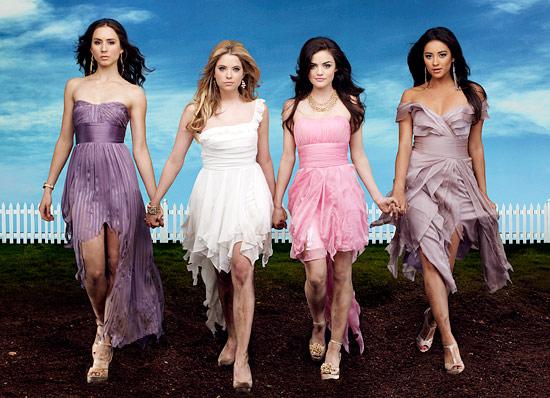 Pretty Little Liars, da stasera su Mya la terza stagione con imperdibili colpi di scena