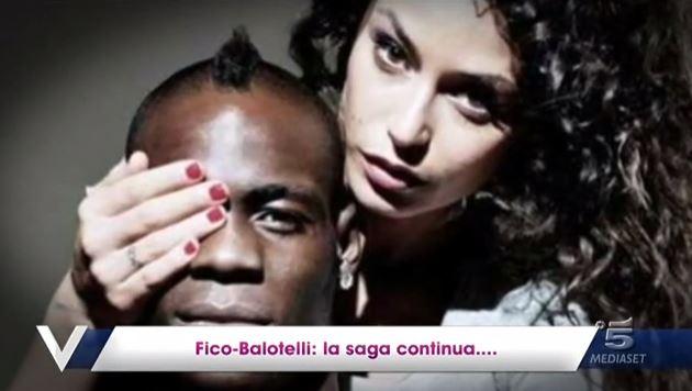 """Raffaella Fico accusa Mario Balotelli: """"Non mi ha mai chiesto il test del Dna"""", ed annuncia di volerlo fare lei – FOTO"""