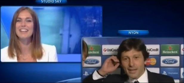Champions, Leonardo e la proposta di matrimonio ad Anna Billò in diretta tv su Sky- VIDEO