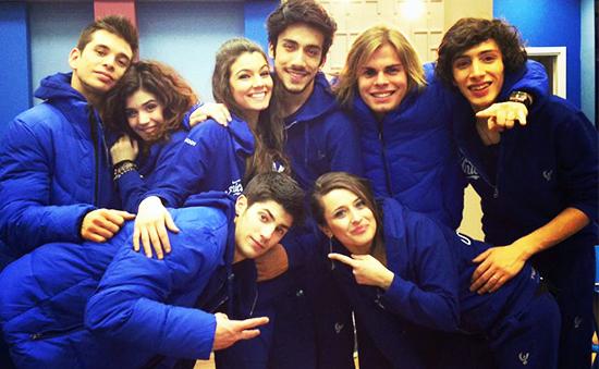 Amici 12: i concorrenti della Squadra Blu di Miguel Bosè