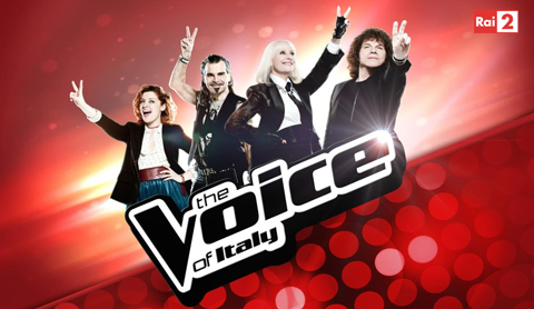 The Voice of Italy, al via stasera su RaiDue: la prima puntata