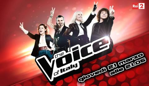 The Voice of Italy, stasera la terza puntata su RaiDue: chi farà parte dei team di Raffaella Carrà, Noemi, Pelù e Cocciante?