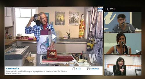 Witty Tv, la web tv di Maria De Filippi: dalla diretta di Amici alle ricette di Garrison fino alle lezioni di Vecchioni