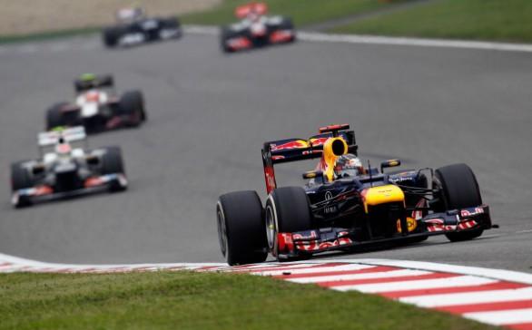 Formula 1 2013, il GP di Cina: diretta Tv Rai, Sky e Streaming